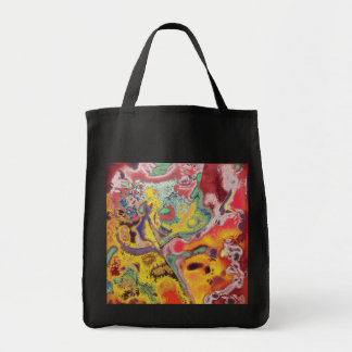 Butterfly Paisley Abstract Tote Bag