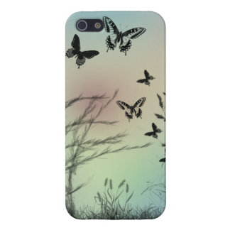 Butterfly Pastels iPhone 5 Case