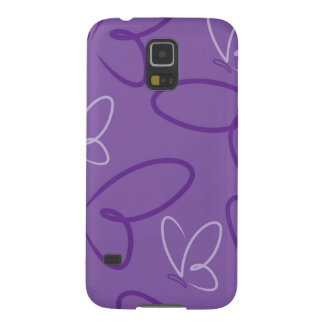 Butterfly pattern galaxy s5 cover