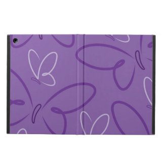 Butterfly pattern iPad air covers