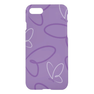 Butterfly pattern iPhone 7 case