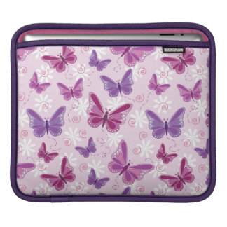 butterfly pattern sleeve for iPads