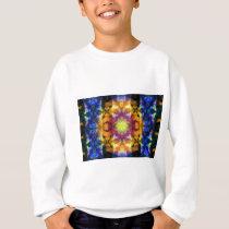 Butterfly Pattern Sweatshirt