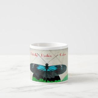 Butterfly Pavilion - Colors Espresso Cups