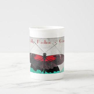 Butterfly Pavilion - Colors Tea Cup