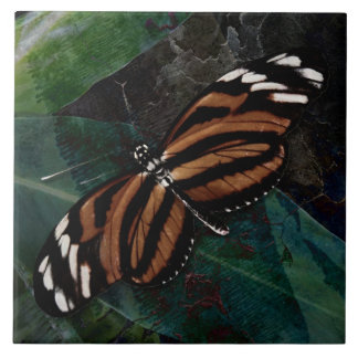 Butterfly Pavilion - Tygre - Art Tile