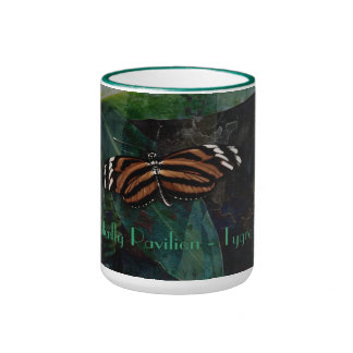 Butterfly Pavilion - Tygre Coffee Mugs