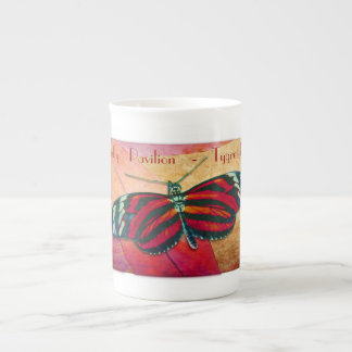 Butterfly Pavilion - Tygre Tygre - Bone Chia Cup