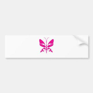 Butterfly.pdf Bumper Sticker
