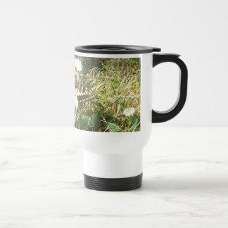 Butterfly, Peaceful Travel Mug