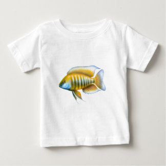 Butterfly Peacock Cichlid Infant T-Shirt