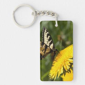 Butterfly Perch Keychain