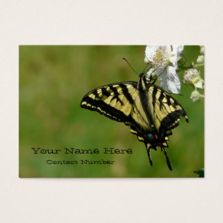 Butterfly Personal or Business Contact  Card