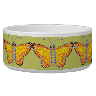 BUTTERFLY  Pet Dish