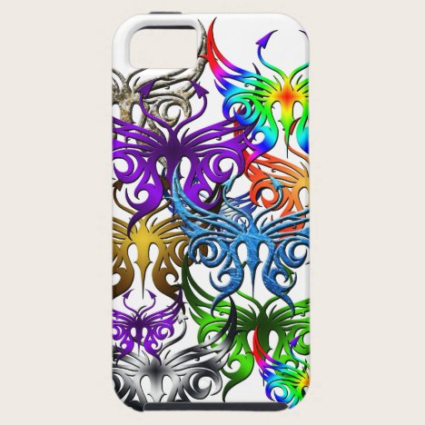 Butterfly phone case. iPhone SE/5/5s case