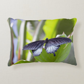 Butterfly Photo Accent Pillow