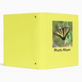 Butterfly Photo Album 3 Ring Binder