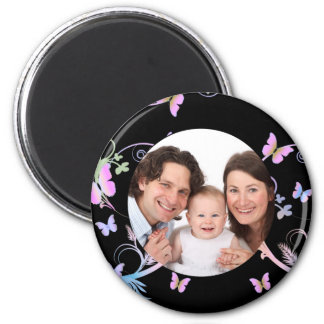 Butterfly/Photo Magnet