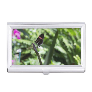 Butterfly Photography Case For Business Cards