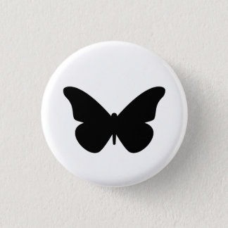 'Butterfly' Pictogram Button