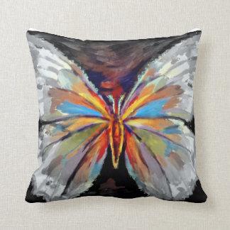 """Butterfly Pillow  - Fine Art Prints""""Joyous Flight"""""""