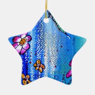 Butterfly -pixi-art.com christmas tree ornaments