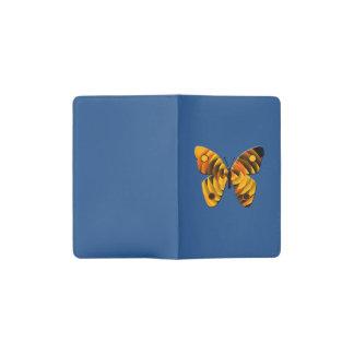 Butterfly Pocket Moleskine Notebook