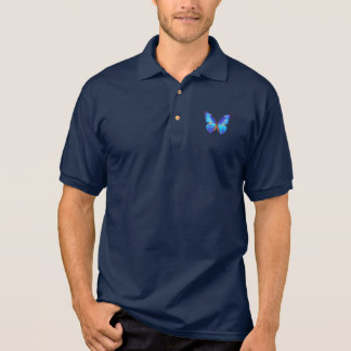 Butterfly Polo Shirt