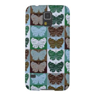 Butterfly Pop Art Design 23 Galaxy S5 Case