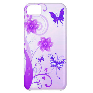 Butterfly Posies iPhone 5C Cover