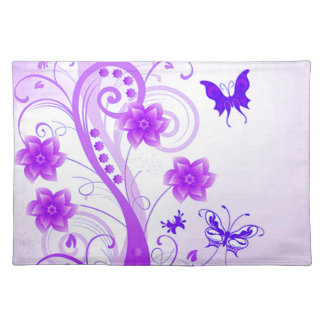 Butterfly Posies Placemat