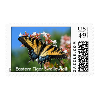 Butterfly Postage (Eastern Tiger Swallowtail)