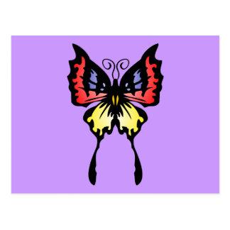 Butterfly Postcard