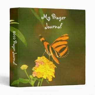 Butterfly Prayer Journal Binder