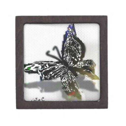 Butterfly Premium Keepsake Box