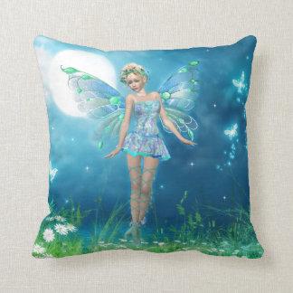 Butterfly Princess Pillow