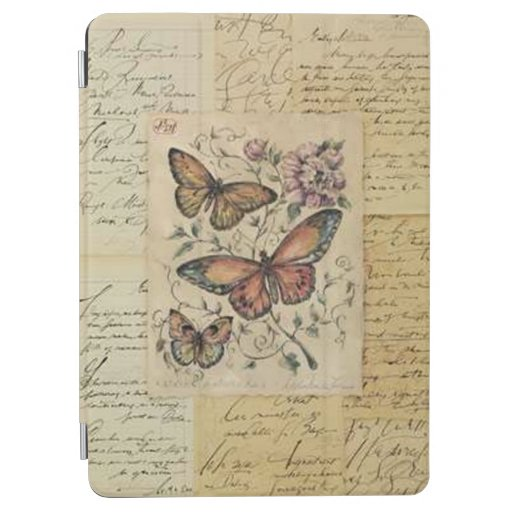 Butterfly Print iPad Air Cover