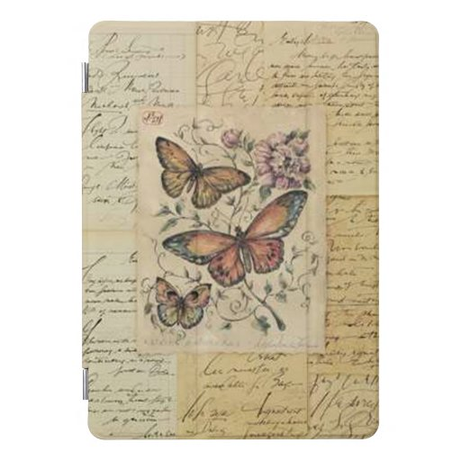Butterfly Print iPad Pro Cover