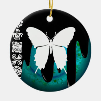 BUTTERFLY PRODUCTS ORNAMENTS