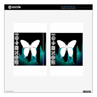 BUTTERFLY PRODUCTS SKINS FOR KINDLE FIRE