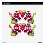 Butterfly PS3 Controller Decals