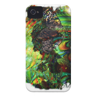 Butterfly Psy iPhone 4 Case-Mate Case