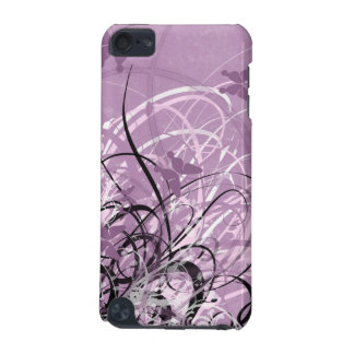 Butterfly Purple Grunge Swirl iPod Touch Speck Cas iPod Touch (5th Generation) Case