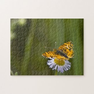 Butterfly Puzzle 1 puzzle