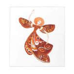 Butterfly Queen Memo Note Pad