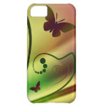 Butterfly Rainbows iPhone 5C Cover