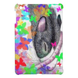 butterfly rat iPad mini covers