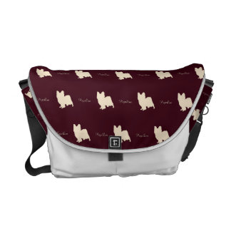 Butterfly RD Courier Bag
