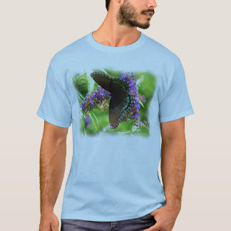 butterfly_red_spotted_purple_0233_Paint T-Shirt