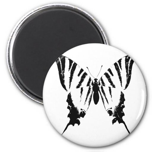 Butterfly Refrigerator Magnets